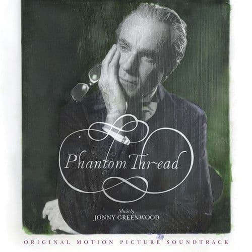 Jonny Greenwood<br>Phantom Thread - Original Motion Picture Soundtrack<br>CD